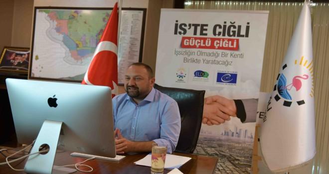 Çiğli Belediyesi'nin kariyer sitesine yoğun ilgi