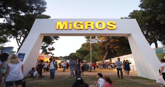 Migros, Pop müziğinin yıldızlarını İzmir Fuarı'na getiriyor