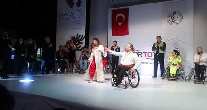 Ossi'nin yeni hedefi 2019 Avrupa Dans Şampiyonluğu...