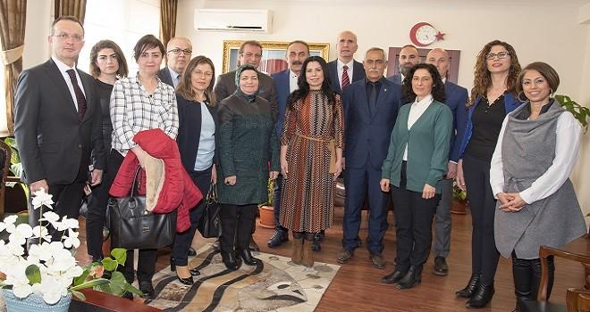 Karşıyaka'da kurumlar arası dev işbirliği
