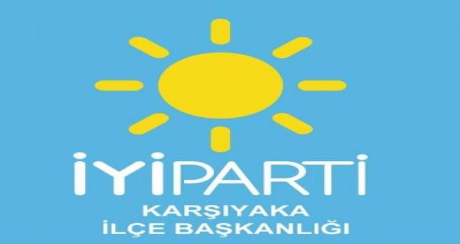 Karşıyaka'da İyi Parti'den toplu istifa...