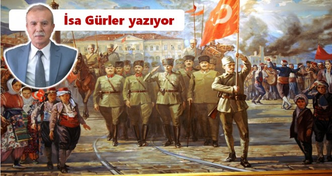 9 Eylül; İzmir'in Kurtuluşu