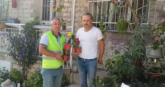 İzmir Büyükşehir Belediyesi gazileri unutmadı