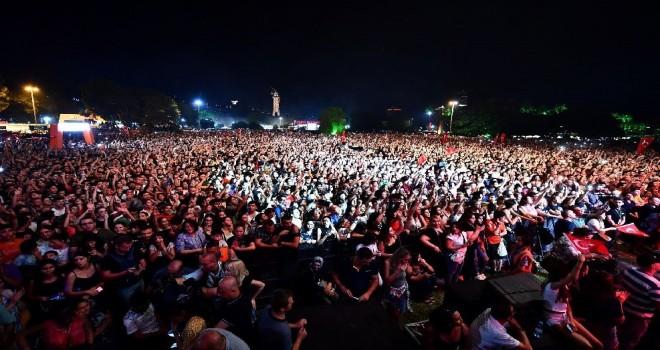 Orman konserinden 477 bin lira toplandı