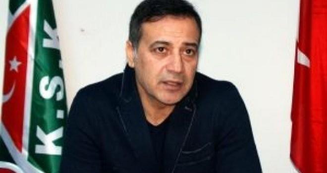 Karşıyaka'da ilk aday: Soner Tolungüç