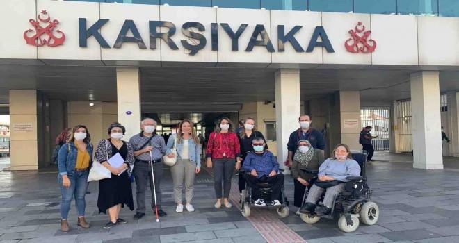 Engelli dostu İzmir'e ''erişilebilirlik'' ödülü
