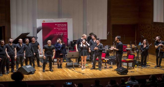 Festival, Yaşar Üniversitesi Caz Ensemble'ı ağırladı