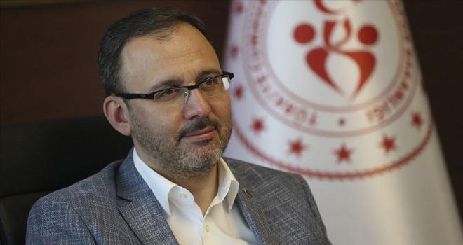 Bakan Kasapoğlu Karşıyaka Spor Kulübü'nü ziyaret edecek