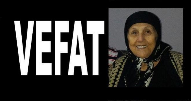Ahmet Diker'in annesi vefat etti