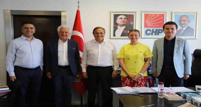 Başkan Kayalar'dan Ankara çıkarması