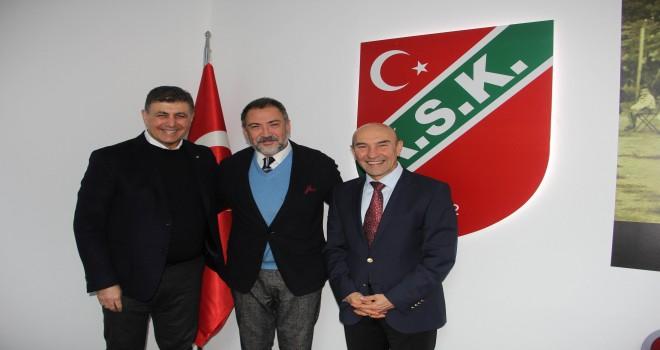 İzmir  Büyükşehir'den Karşıyaka'ya büyük destek