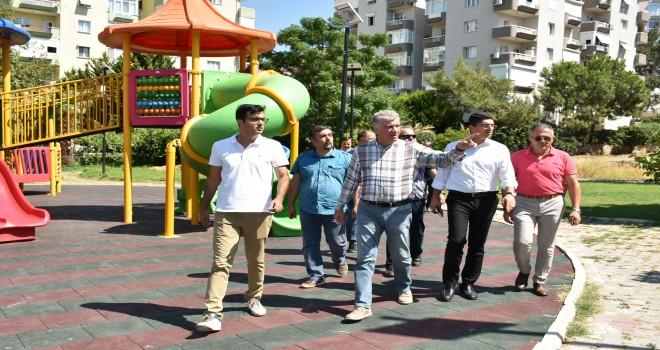 Ali Engin: İzmir'in çekim merkezi Narlıdere olacak