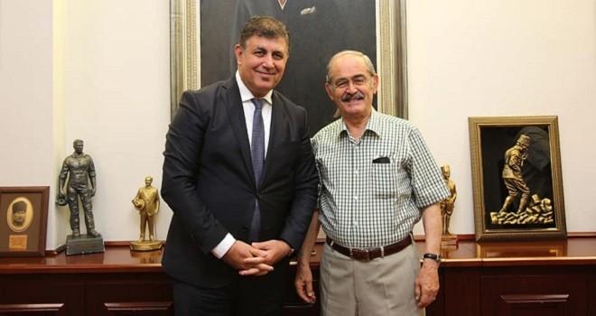 Başkan Tugay, Eskişehir modelini Büyükerşen'den dinledi...