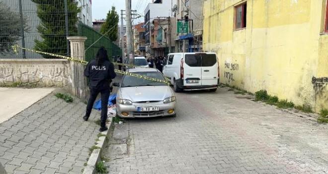 Şemikler'de sokakta erkek cesedi bulundu