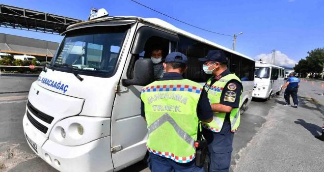 İzmir Büyükşehir Belediyesi'nden korsan taşımacılığa set