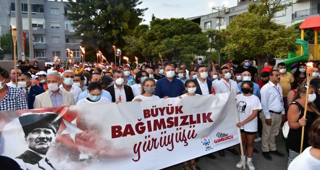Çiğli'de 9 Eylül Coşkusu