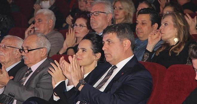 Cemil Tugay Cumhuriyet Korosu'nun konuğu oldu...