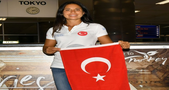 Uralp: Olimpiyat Oyunları'nda ülkemi  en iyi şekilde temsil edeceğim