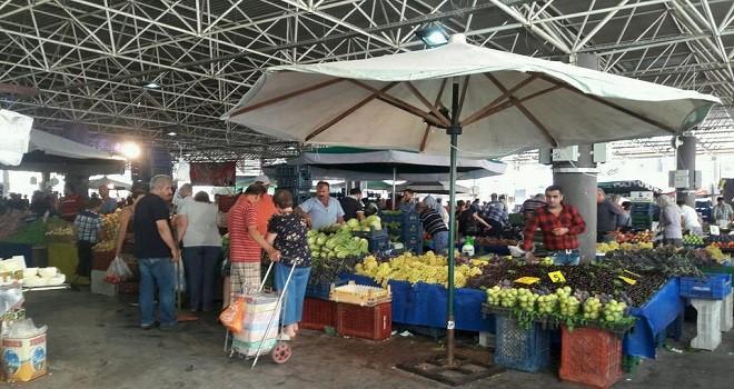 Karşıyaka'da mahalle pazarları 6 gün açık olacak