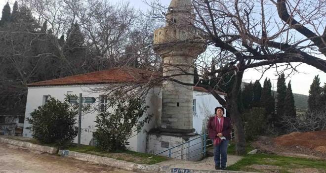 Bir yıkmayın çağrısı da Çatalkaya Camisi için
