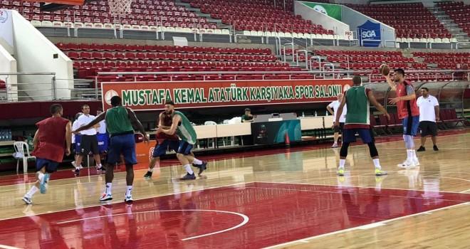 Pınar Karşıyaka'nın hazırlık maç programı belli oldu