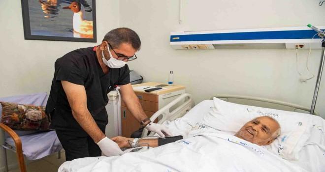 İzmir Büyükşehir Belediyesi Eşrefpaşa Hastanesi'nde Palyatif Bakım Merkezi hizmete girdi