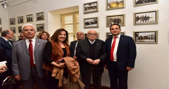 ''Atatürk'ün Sevdası İzmir'' sergisi Bornova'da