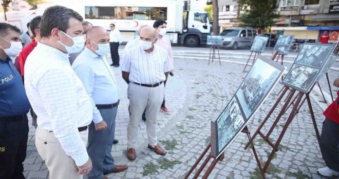 Marmara Depremi 22. yılında Bergama'da anıldı