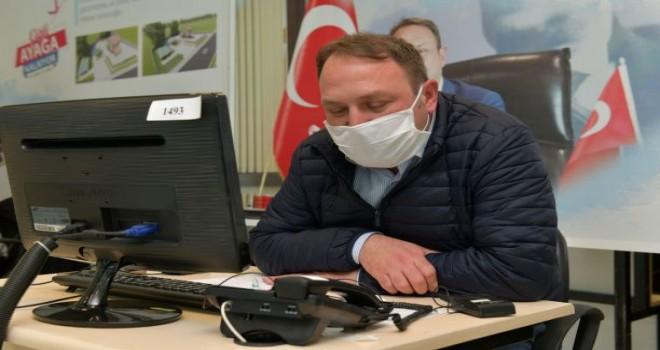 Çiğli'de vatandaşların talebi çözümsüz kalmıyor