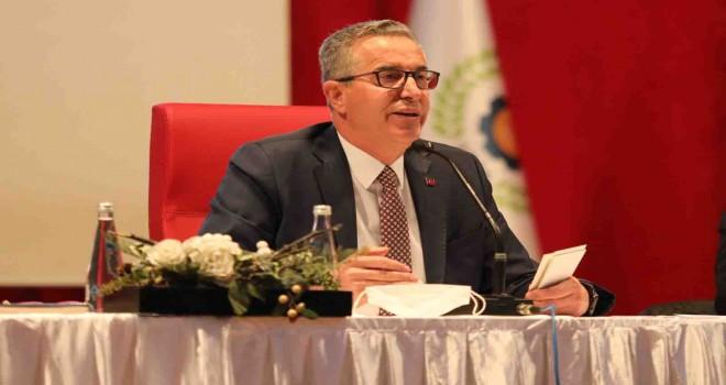 Başkan Arda, belediyenin esnafa olan borcunu ''sıfır''ladı