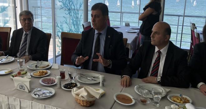 Cemil Tugay: Örnekköy'e kesinlikle stat yapılmayacak