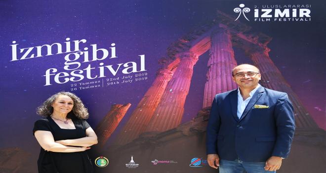 Türk Sineması'nın kalbi İzmir'de atıyor