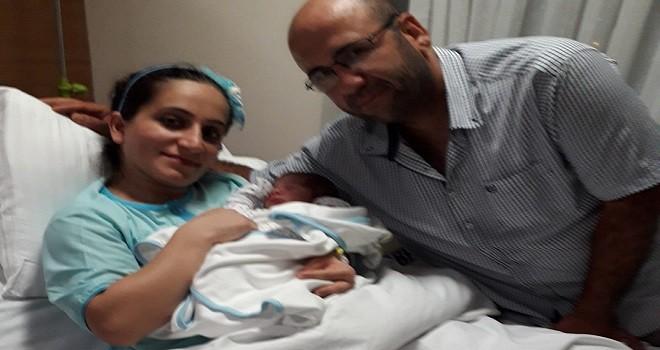 Taner Çınar baba oldu