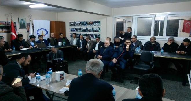 İzmirli STK'lara devlet destekleri anlatıldı
