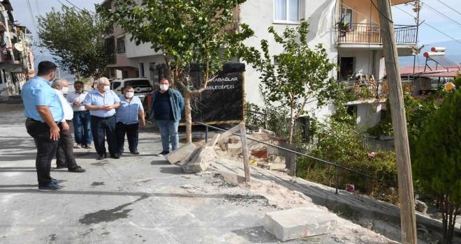 Karabağlar'da her mahalleye eşit hizmet