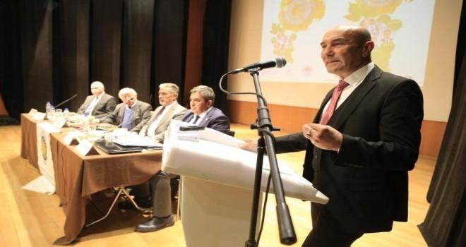 Başkan Soyer: Tarım kooperatiflerini yerelde oluşturmaya başlıyoruz