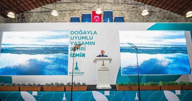 İzmir'in Doğayla Uyumlu Yaşam Stratejisi yayınlandı
