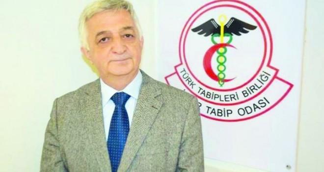 İzmir Tabip Odası Başkanı Çamlı : COVİD-19 verileri Tabip Odası ve kamuoyu ile paylaşılmıyor