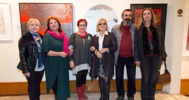 ''İstanbul'dan İzmir'e'' isimli sergi açıldı