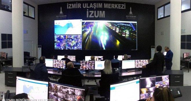 İzmir Büyükşehir'den İZBAN grevi için önlemler