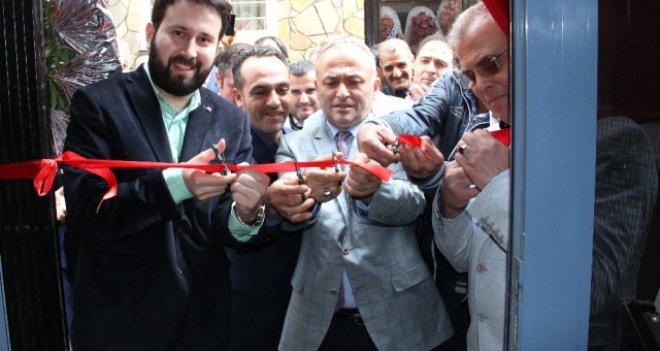 İzmir Fırın İşçileri Yardımlaşma ve Dayanışma Derneği Karşıyaka'da açıldı