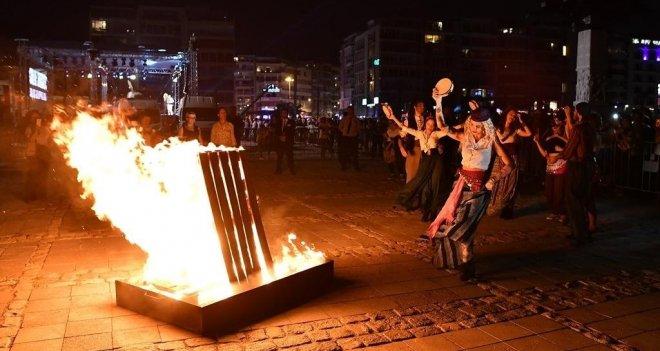 İzmir, Hıdırellez'i coşkuyla kutladı