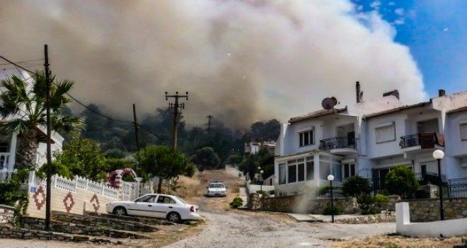 İzmir Orman Bölge Müdürü'nden ormanın komşularına hayati uyarı