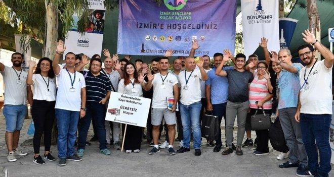 İzmir Otogarı'nda sabah sürprizi