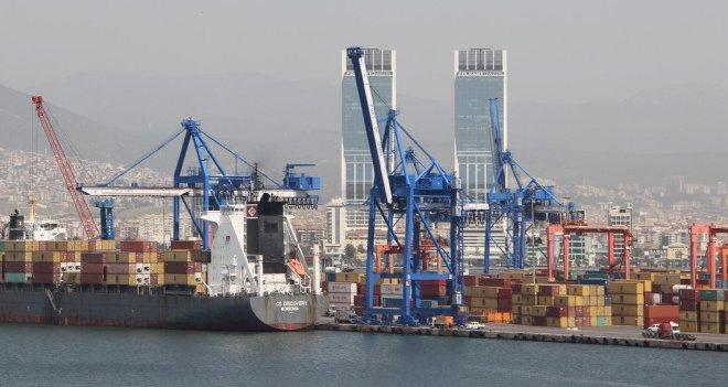 İzmir'de Mayıs ayında ihracat yüzde 19,8 arttı