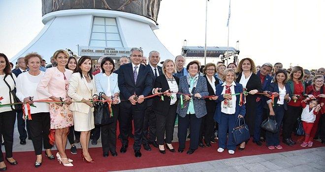 Kadına Saygı Müzesi açıldı...
