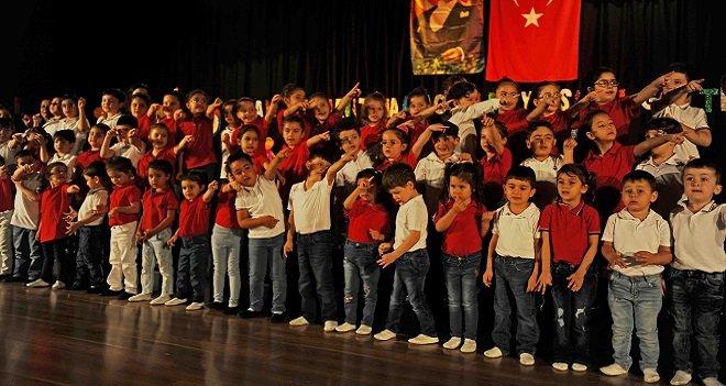 Karşıyaka Belediyesi Ana Okulları'nda  yıl sonu coşkusu
