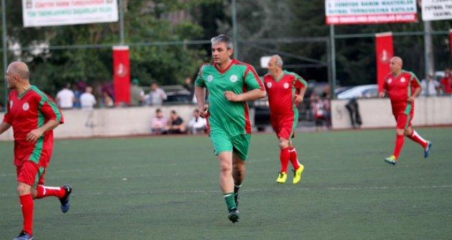 Karşıyaka Belediyesi çalışanlarına futbol turnuvası