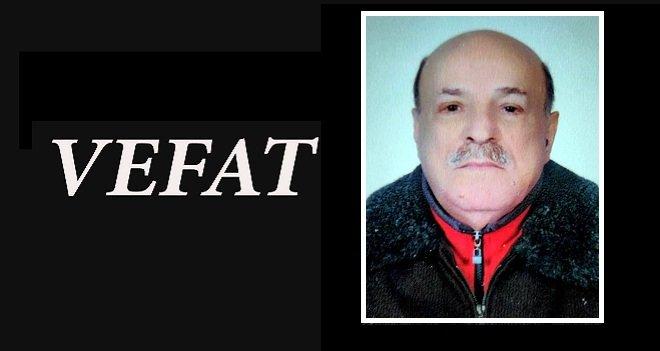 Karşıyaka Çarşı'nın eski esnaflarından Mehmet Ali Akyol vefat etti