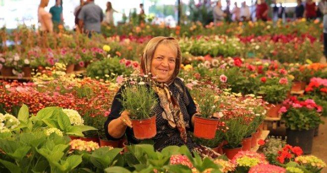 Karşıyaka Çiçek Festivali için geri sayım başladı